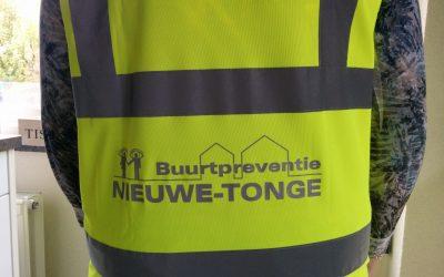 Buurtpreventie Nieuwe-Tonge zoekt ondersteuning