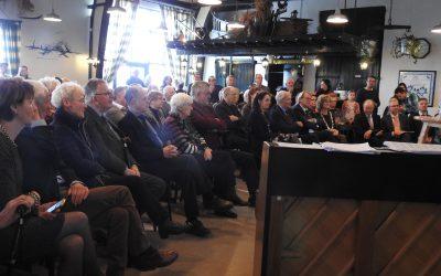 Historicus Willem van der Ham gaf boekpresentatie