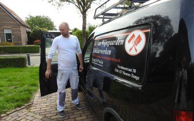 Een geboren Rotterdammer – Ed van Wijngaarden