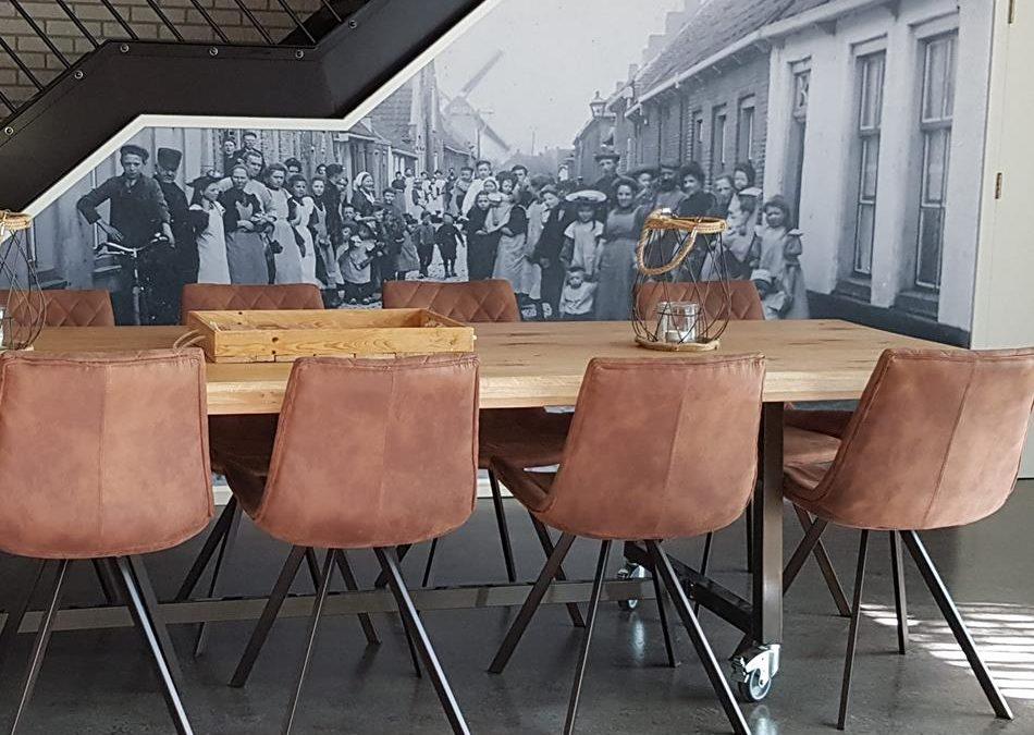 Nieuwe Look Ons Dorpshuis en afscheid Dhr.Noteboom